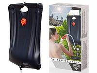 Душ мобильный со встроенным термометром для кемпинга и дачи, фото 1