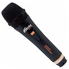 Микрофон RITMIX RDM-131 черный
