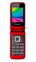 Мобильный телефон Texet TM-204 гранат