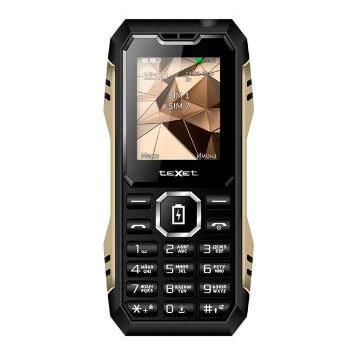 Мобильный телефон Texet TM-D429 антрацит