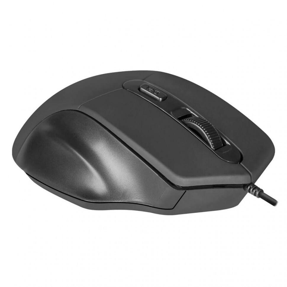 Компьютерная мышь Defender Datum MB-347 черный