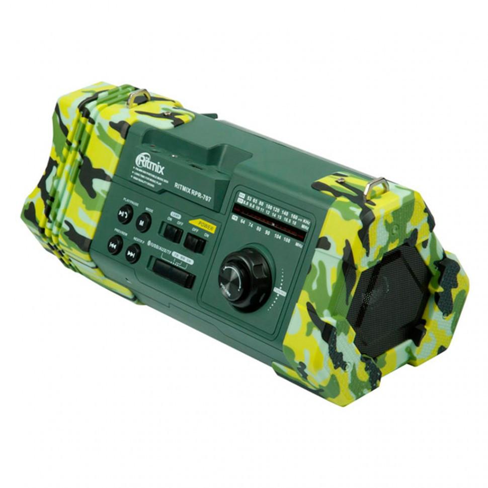Радиоприемник портативный Ritmix RPR-707