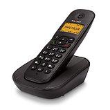 Телефон беспроводной Texet TX-D4505A черный, фото 2