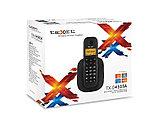 Телефон беспроводной Texet TX-D4505A черный, фото 3