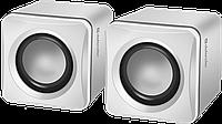 Колонки стерео Defender SPK 33 белый