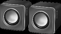 Колонки стерео Defender SPK 33 серый