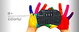 WIRELESS MINI KEYBOARD [ I8 ] - Мини клавиатура I8, фото 7
