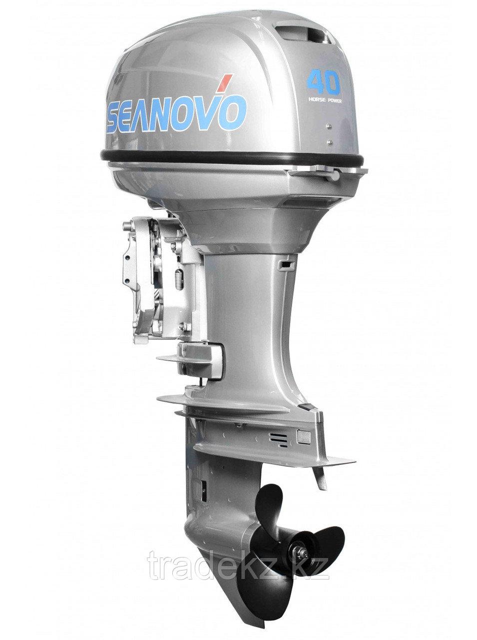 Лодочный мотор бензиновый SEANOVO SN 40 FHS ENDURO