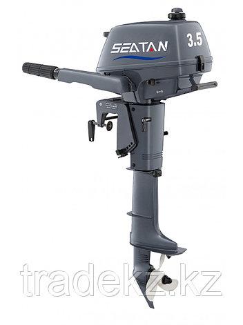 Лодочный мотор бензиновый SEATAN T3.5BMS, фото 2