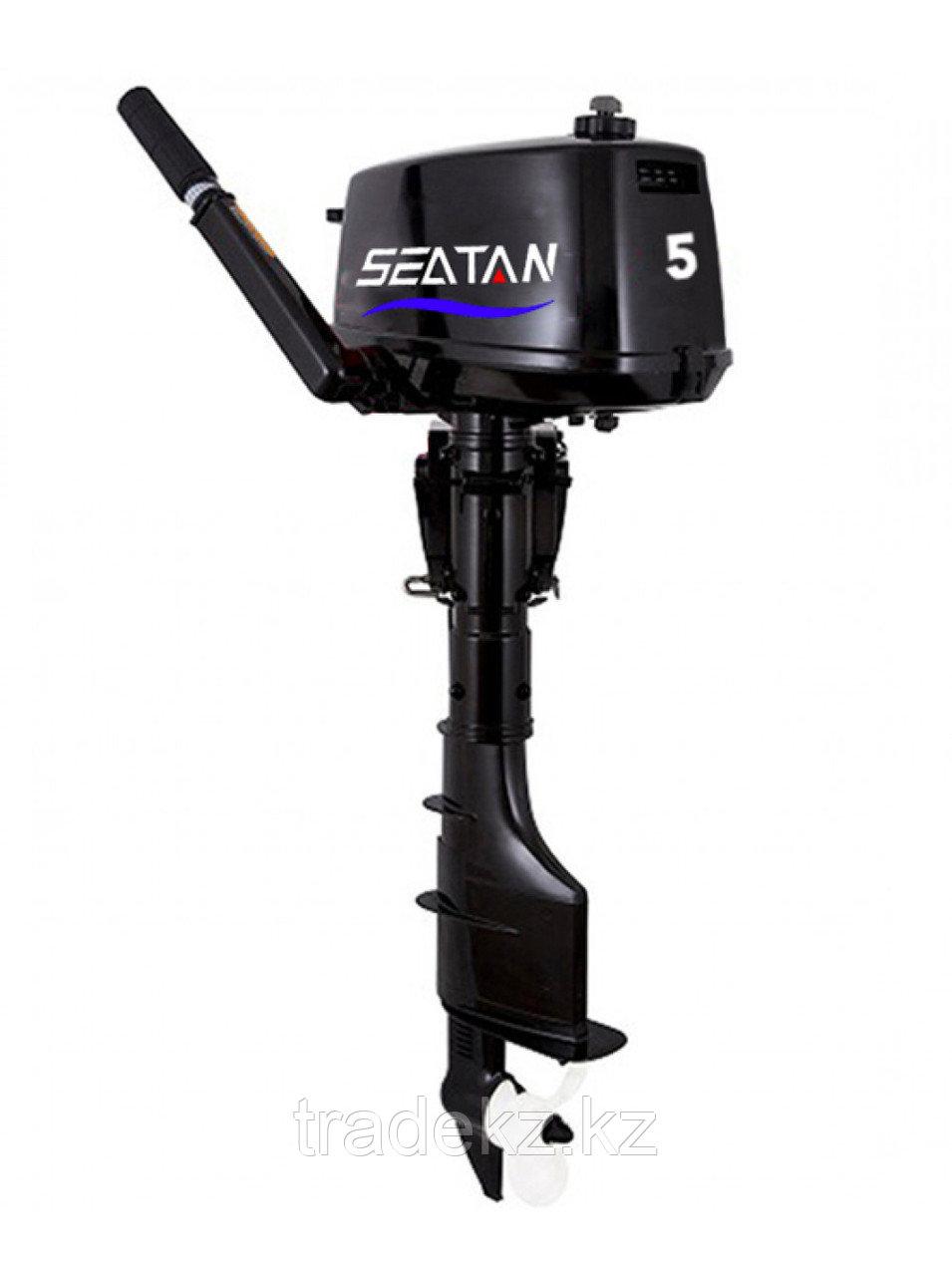 Лодочный мотор бензиновый SEATAN T5BMS