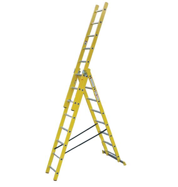 Лестница стремянка Т10310 (3х10)