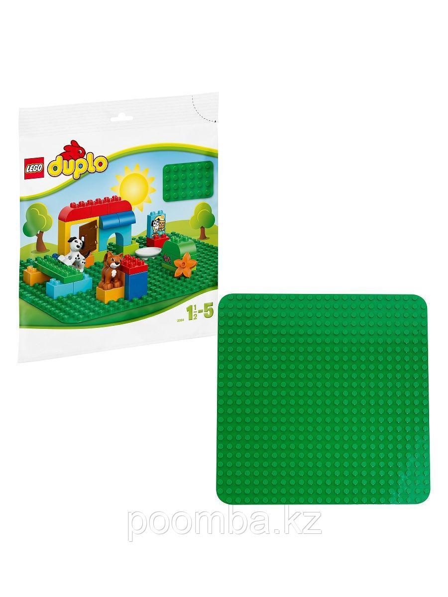 Конструктор LEGO DUPLO  - ЛЕГО ДУПЛО Строительная пластина