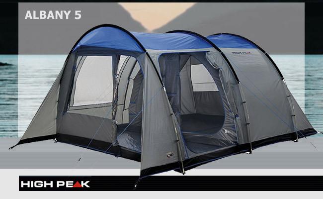 Палатка HIGH PEAK ALBANY 5