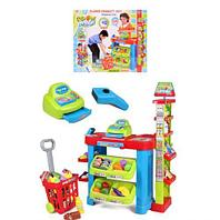 Игровой детский набор магазин-супермаркет, арт.008-85,
