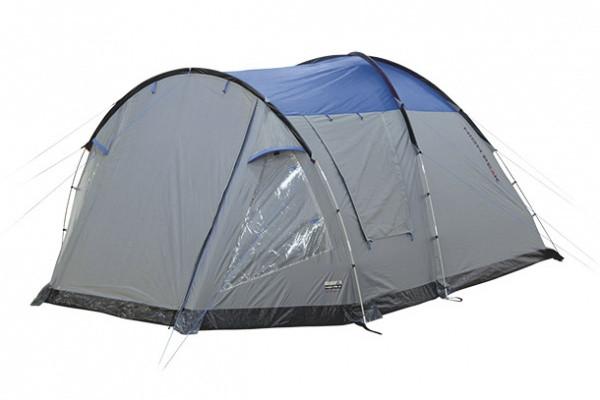 Палатка High Peak Santiago 5 (Grey/Blue) - фото 2