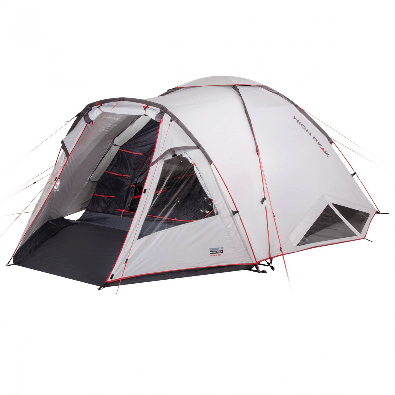 Палатка High Peak Almada 4 (Nimbus Grey)