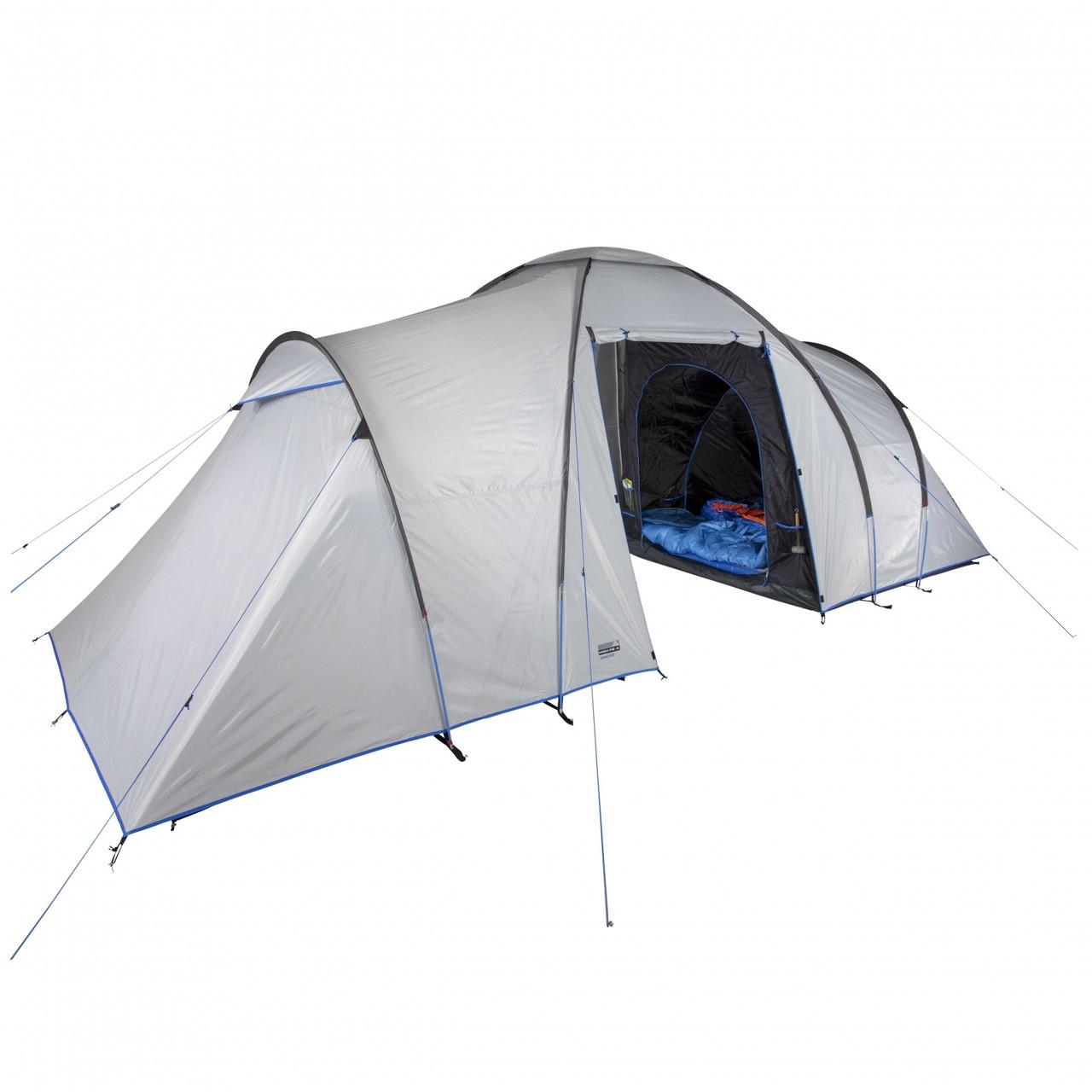 Палатка High Peak Como 6 (Nimbus Grey)