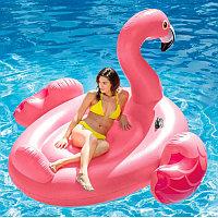 """Надувной плот """"Фламинго"""" 203х196х124 см, Intex 57288"""