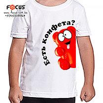Печать на футболке, фото 3