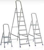 Как выбрать лестницу или стремянку