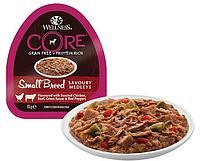 Влажный корм для собак мелких пород Wellness Core Savoury Medleys курица с говядиной, зеленой фасолью, перцем