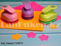 Дыроколы для скрапбукинга фигурный Цветок Kamei в ассортименте