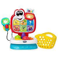Игрушка Говорящая Магазин Baby Market ABC 18м+ (Chicco, Италия)