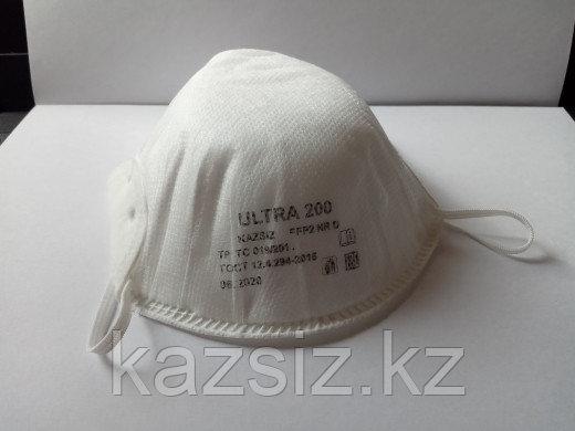 Респиратор без клапана ULTRA 200 FFP2 NR D