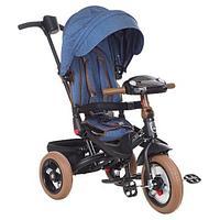 Детский велосипед MINI TRIKE ДЖИНС синий (DARK BLUE JEANS)