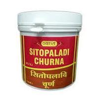 Ситопалади Чурна,50 гр для лечения дыхательной системы, Sitopaladi churna, Vyas