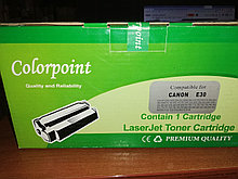Colorpoint cartridge e30 for canon 4k