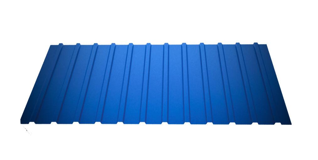 Профилированный лист С10 (0,4 мм) с полимерным покрытием Standart Полиэстер