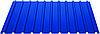 Профилированный лист С16 (0,45)  с полимерным покрытием Standart Полиэстер