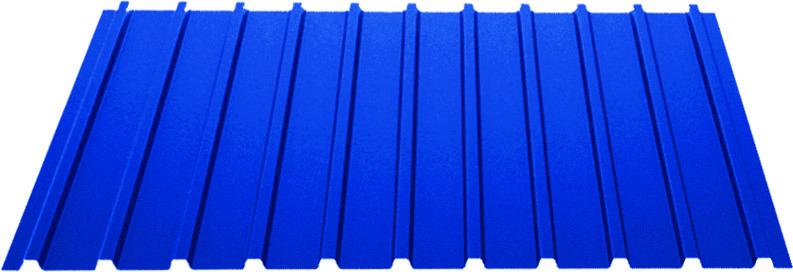 Профилированный лист С16 (0,4)  с полимерным покрытием Standart Полиэстер