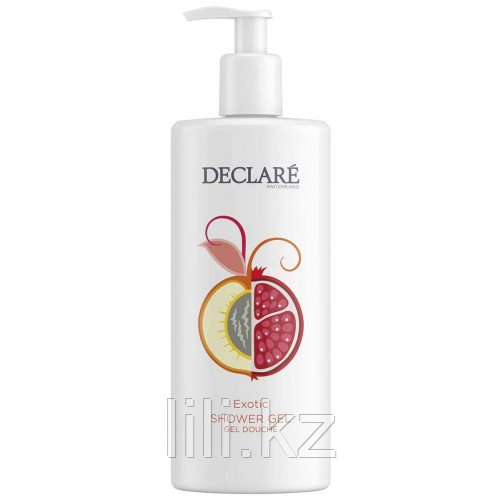 Гель для душа «Экзотика» Declare Exotic Shower Gel 390 мл.