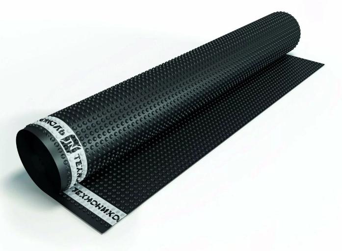 Мембрана профилированная PLANTER STANDARD 2 х 20 м