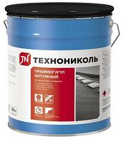 Праймер битумный 20 л №01 ТЕХНОНИКОЛЬ