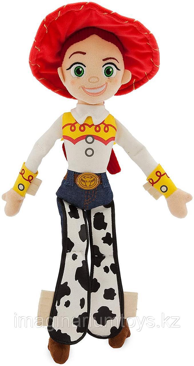 Плюшевая игрушка Джесси 40 см из м/ф История игрушек