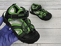 Сандалии детские UOVO, размер 25 , зеленый