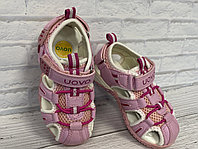 Летние сандалии UOVO,размер 25, цвет розовый