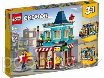 Конструктор LEGO CREATOR  - ЛЕГО КРЕАТОР   Городской магазин игрушек