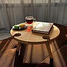 Винный столик круглый, фото 3