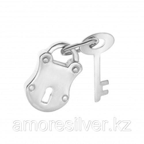 Серебряная подвеска  AQUAMARINE 13157.5