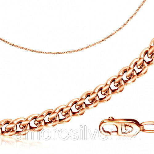 Серебряная цепь  Бронницкий ювелир 55 - есть комплект  V1045010155