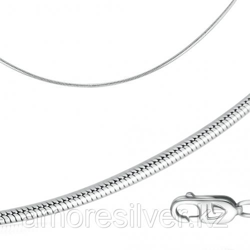 Серебряная цепь   Бронницкий ювелир 81045010455  81045010455 размеры - 55