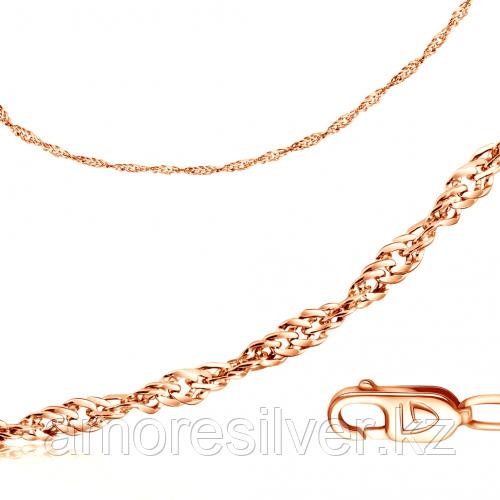 Серебряный браслет   Бронницкий ювелир V1040022718 размеры - 18  V1040022718 размеры - 18