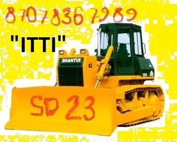 Бульдозер SHANTUI SD22 (SD23) TY220