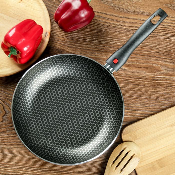Сковорода 24 см Discovery, съемная ручка