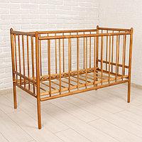 Детская кроватка «Женечка-7», цвет орех, фото 1