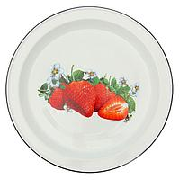 Блюдо «Клубника садовая», 2 л, 36,5×3 см